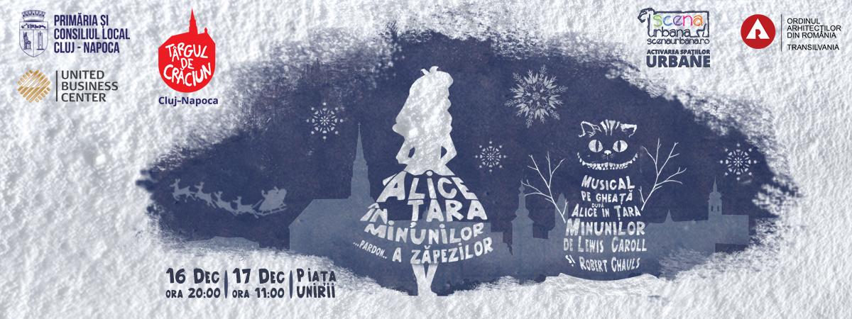 Alice în Ţara Zăpezilor