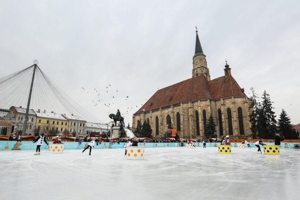 Alice în Ţara Zăpezilor – Târgul de Crăciun Cluj-Napoca